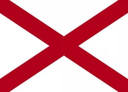 Alabama State Flag - Casino Genie