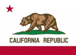 California Flag - Casino Genie