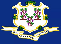 Connecticut State Flag - Casino Genie