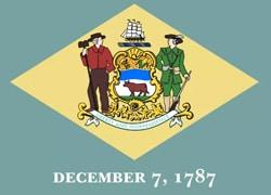 Delaware State Flag - Casino Genie