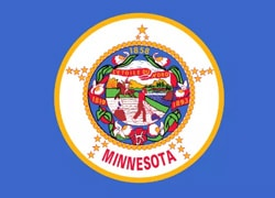 Minnesota State Flag - Casino Genie