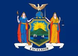 New York Flag State - Casino Genie