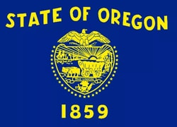 Oregon State Flag - Casino Genie