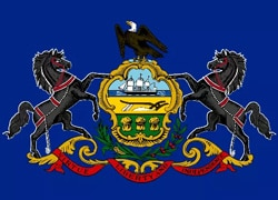 Pennsylvania State Flag - Casino Genie