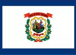 West Virginia Flag - Casino Genie