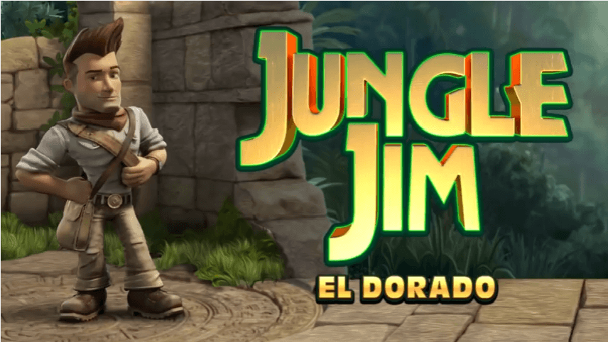 New Slot: Jungle Jim El Dorado (Microgaming)
