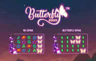 New Slot: Butterfly Staxx (NetEnt) Review