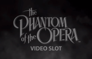 NEW SLOT: REVIEW Phantom of the Opera (NetEnt)