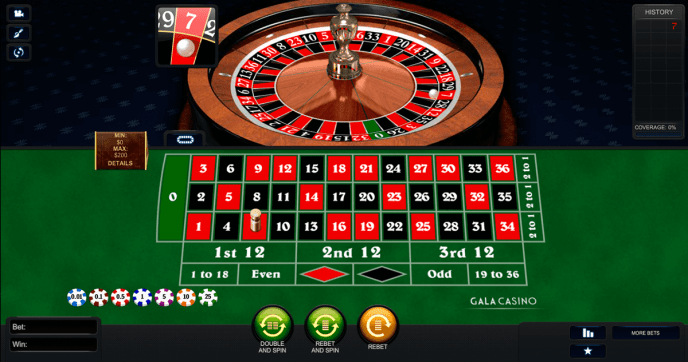 Premium European Roulette by Playtech ™   Play Free Online ...