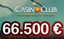 CasinoClub Halloween