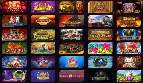 Online pokie games