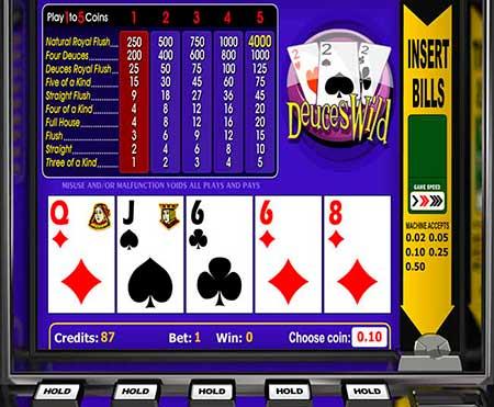 Poker full house tie breaker
