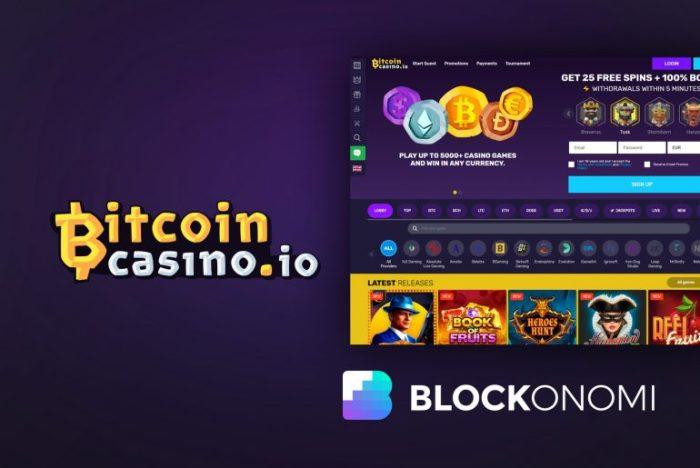 Bitcoin jackpot casino