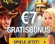 Lvbet Casino Bonus ohne Einzahlung