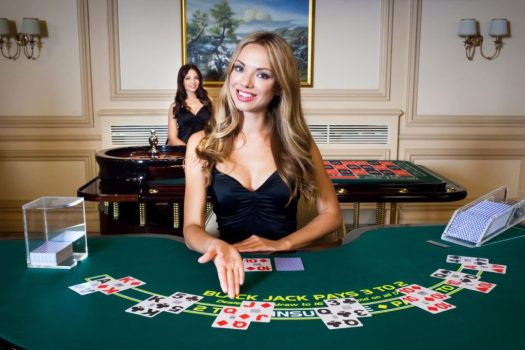 Online Casino Poker Gambling