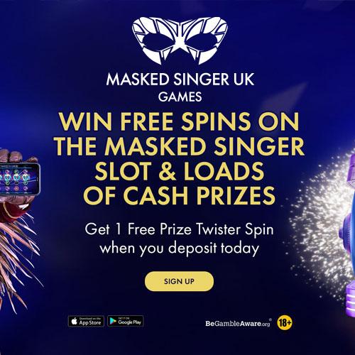 Masked Singer Games