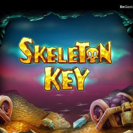 Unlock 7,776 ways to win with PlayOJO's new Skeleton Key slot!