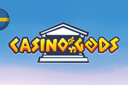 Casino Gods is Now open for Sweden!