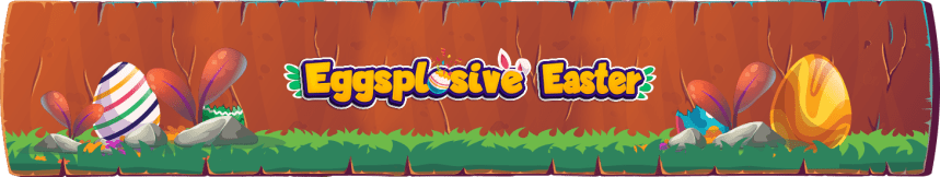 West Casino Easter Promo Banner