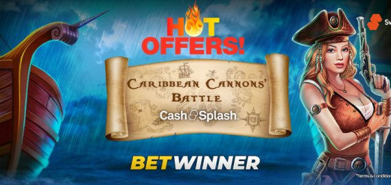 Betwinner CASH $PLASH