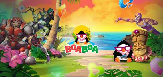 BoaBoa Casino Background