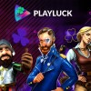 Join Playluck Casino now and claim your wild spins today!