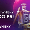 HAPPY WORLD WHISKY DAY! 100 FS Bonus on the house!