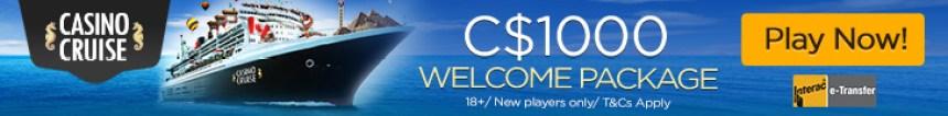 Casino Cruise Banner