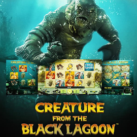 The Creature from the Black Lagoon Slot