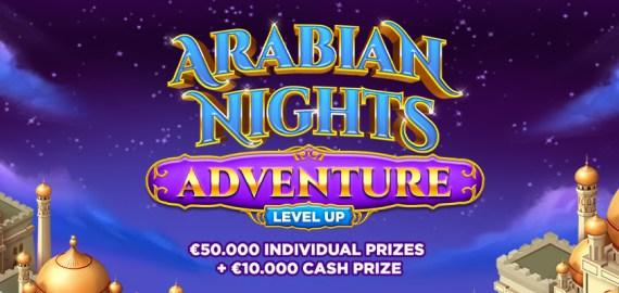 Arabian Nights Adventure