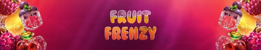 Fruit Frenzy Banner