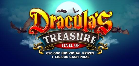 Dracula's Treasure at BitStarz