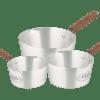 Mark Milk Pan Wooden Handle