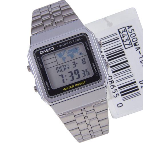 Đồng hồ Casio A500WA-1DF