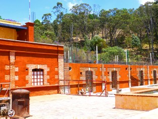 Centro de las Artes de San Agustín, San Agustín Etla