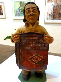 Arnulfo Mendoza by Familia Aguilar