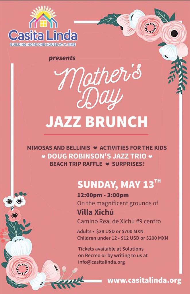 Casita Linda mothers jazz post18 1