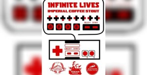 Infinite Lives Imperial Coffee Stout Release Party