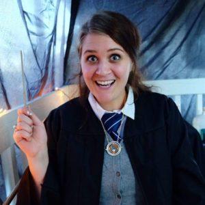 Harry Potter uniform costume