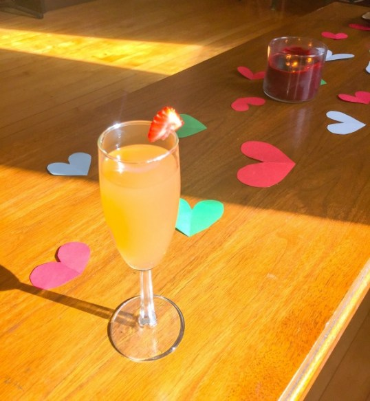Mimosa and Paper Hearts