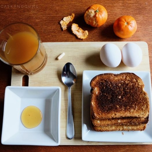 The Handmaid's Tale breakfast Hulu binge