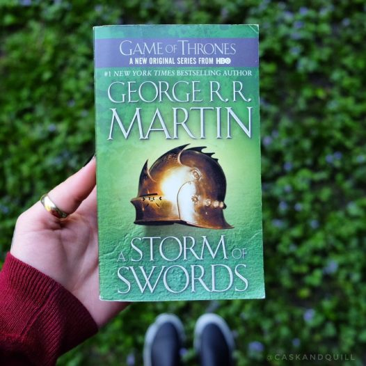 A Storm of Swords cover