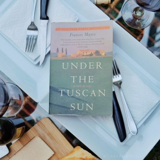 An 'Under the Tuscan Sun' Dinner Party
