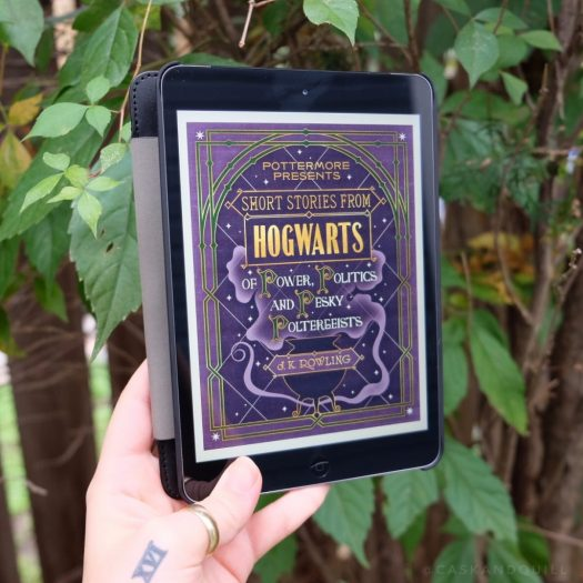 Hogwarts Short Stories ebook from Pottermore