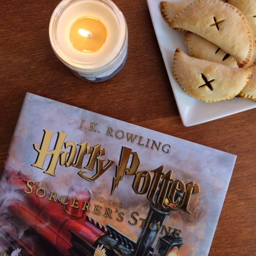 Pumpkin Pasties inspired by Harry Potter