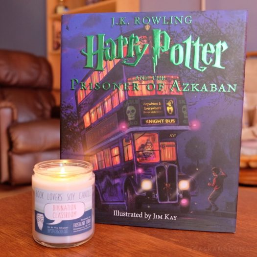 Illustrated Prisoner of Azkaban