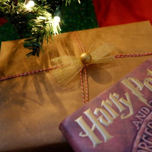 golden snitch Harry Potter gift decoration