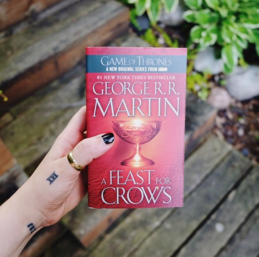 A Feast for Crows paperback cover