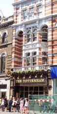 Tottenham, Fitzrovia. Photo: Flickr user Ewan-M