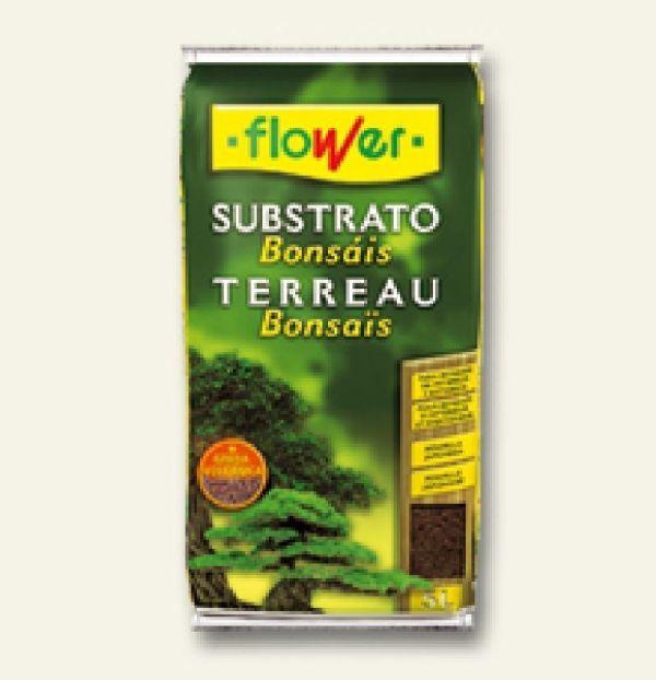SUSTRATO BONSAIS 5L FLOWER